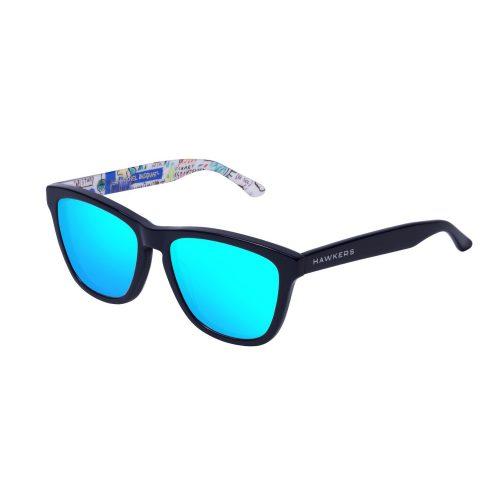 Hawkers Basquiat Clear Blue