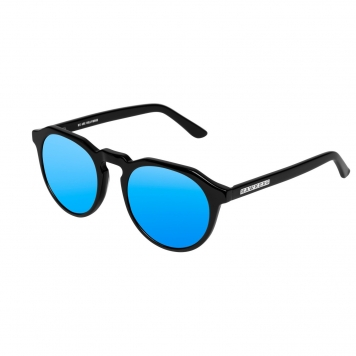Hawkers  Warwick Black  Clear Blue  X