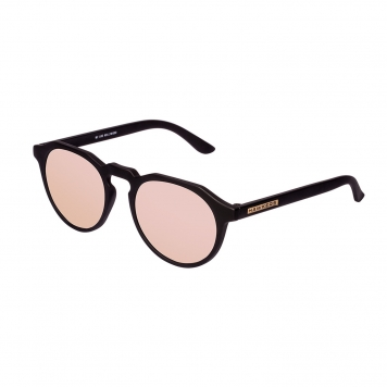 Hawkers  Warwick Carbon Black  Rose Gold