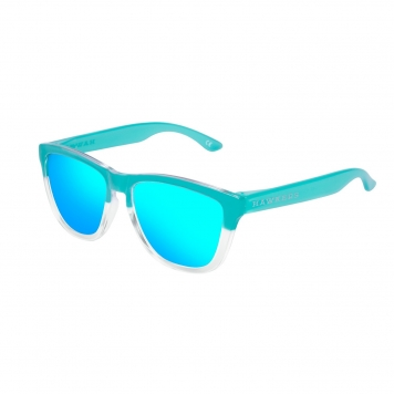 Hawkers Bicolor Tiffany  Clear Blue One